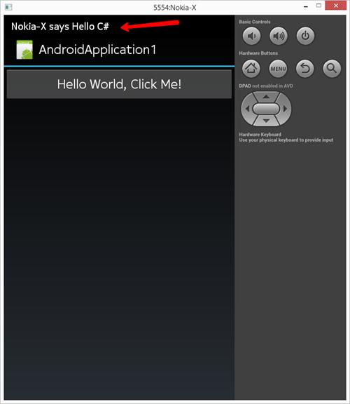 Nokia-X-HelloC#