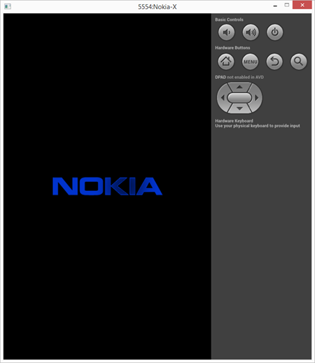 Nokia-X-Start